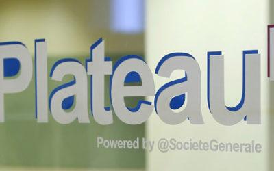 LePlateauLUX – un laboratoire de codéveloppement de Société Générale avec les startups